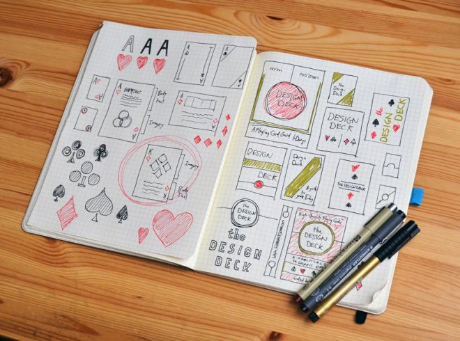 The Design Deck by Ben Barrett-Forrest