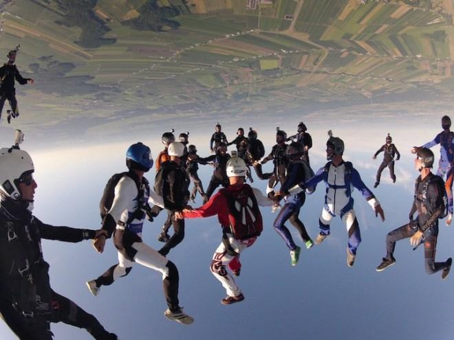 GoPro Sky Dive