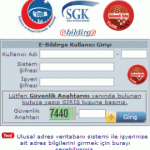 Ücretsiz E-Bildirge Otomatik Giriş Programı