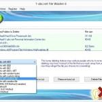 1-abc.net File Washer 6 Geri Dönüşümsüz Dosya Silme Programı