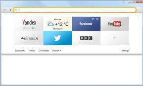 Yandex Browser İnternet Tarayıcı - İndir