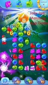 Jolly Jam Android Oyunu  - Eğlenceli Bulmaca Oyunu