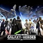 Star Wars™: Galaxy of Heroes Iphone Oyunu