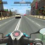 Traffic Rider Iphone Motorsiklet Oyunu