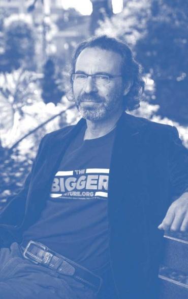Portrait of Dean Schillinger