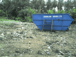 JOMORO DISTRICT SHOWS THE WAY IN SANITATION MANAGEMENT