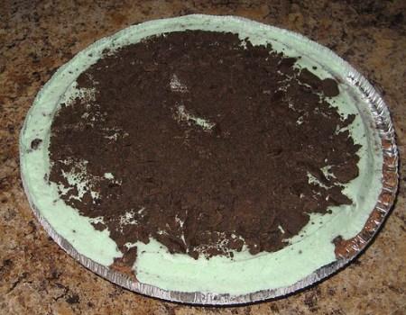 mint ice cream pie