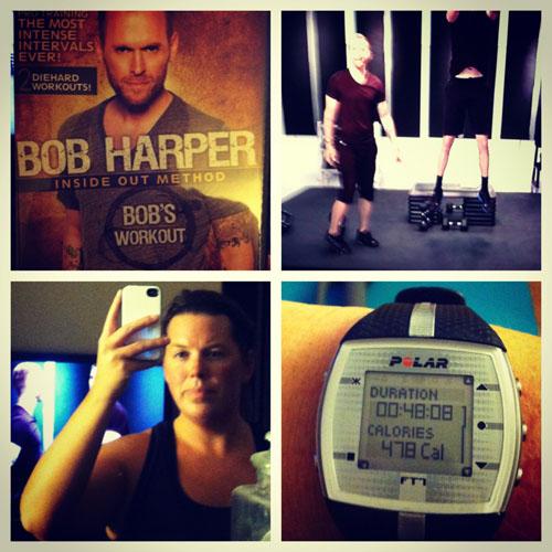 Charlotte S Fitness Dvd Reviews: Bob Harper: Bob's Workout Fitness DVD Review- Udandi
