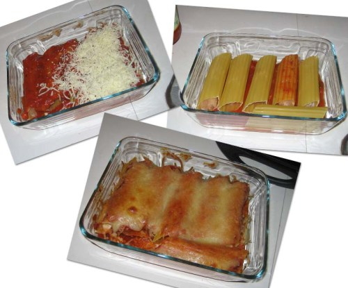 chicken manicotti