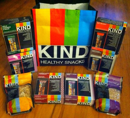 KIND Snack Bars udandi.com