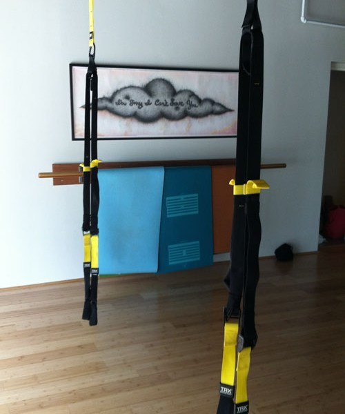 TRX Suspension Training udandi.com
