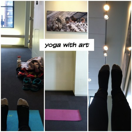 Yoga with Art |21c
