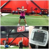 D1 Cincinnati Bootcamp Workout Review