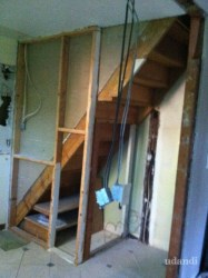 #udandiKitchen demolition udandi.com