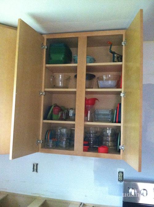 #udandiKitchen Menards cabinets