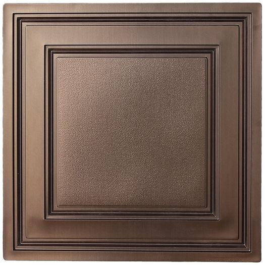 stratford vinyl ceiling tiles bronze faux tin ceiling tiles