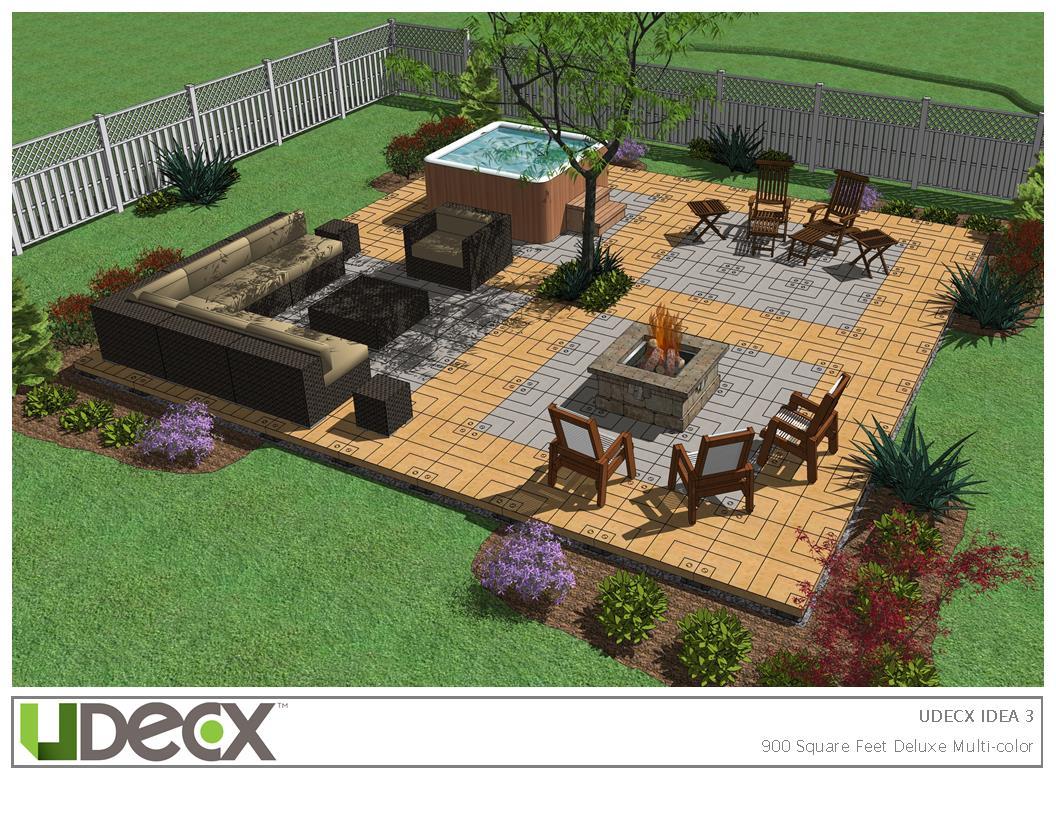 design center diy decking solution
