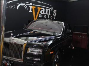 Rolls-Royce Phantom Series II SWB