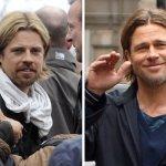 Stuntman Brad Pitt