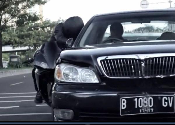 Stuntman film The Raid 2 Berandal