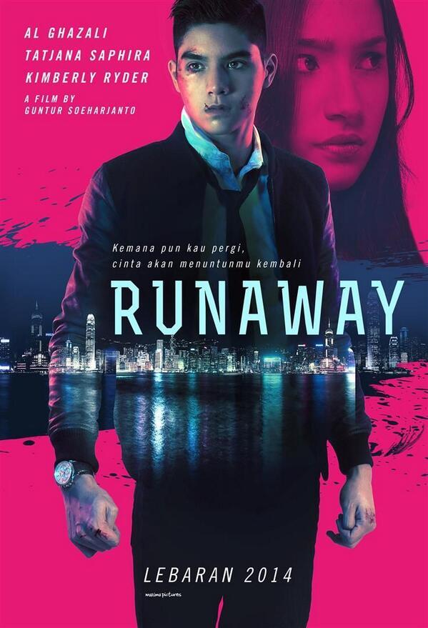 Poster Film Runaway Al Ghazali
