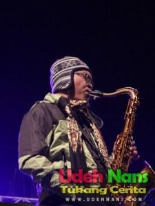 Jazz Atas Awan Kemulan Sarung Dieng Culture Festival 2015