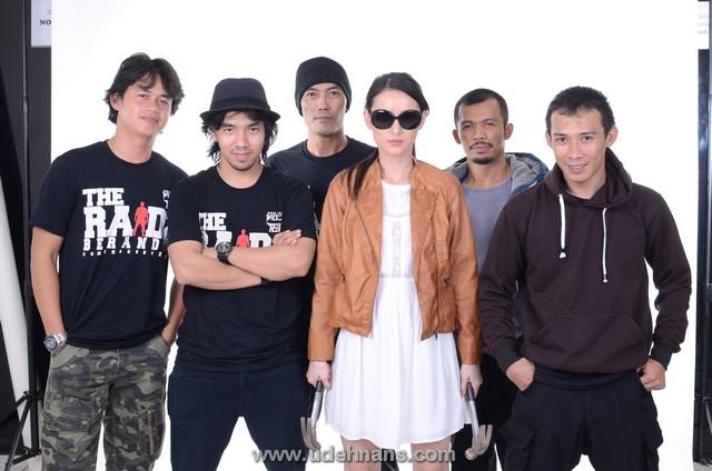Stuntman Indonesia - Udeh Nans 3
