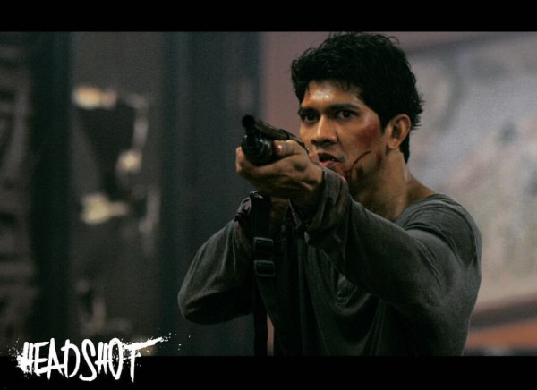 Iko Uwais - Film Headshot
