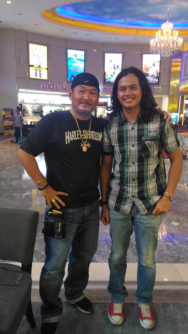 Meeting Master Seng Stunt dan Udeh Nans Pejuang Stunt