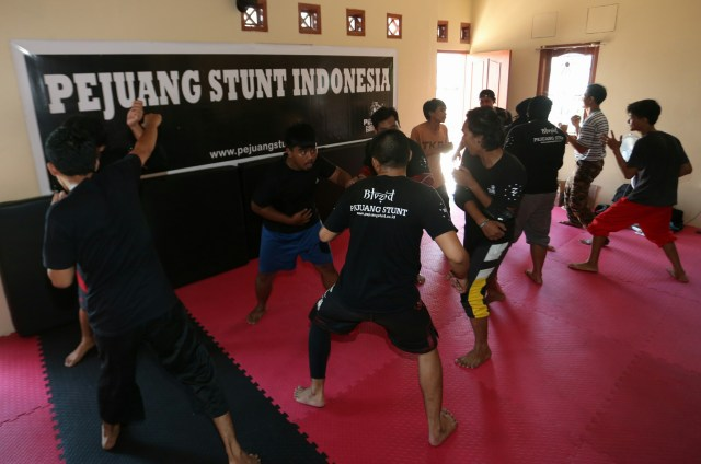 Pejuang Stunt Indonesia - Basic Stunt