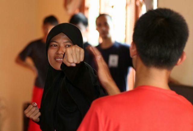 Pejuang Stunt Indonesia - Latihan Sadar Menjadi Stunt