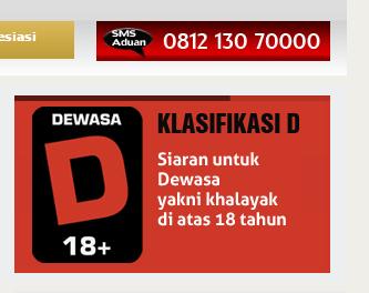 Nomor Aduan Komisi Penyiaran Indonesia