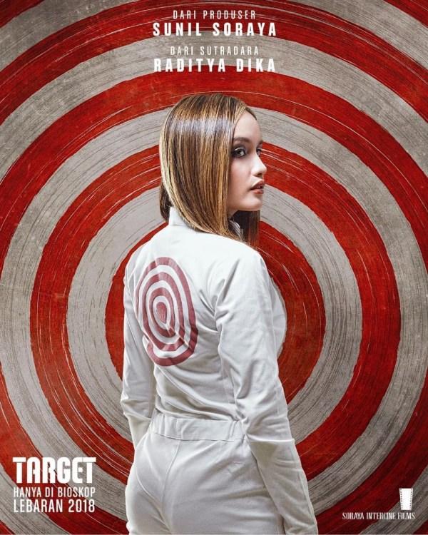 Cinta Laura - Poster Karakter Film Target