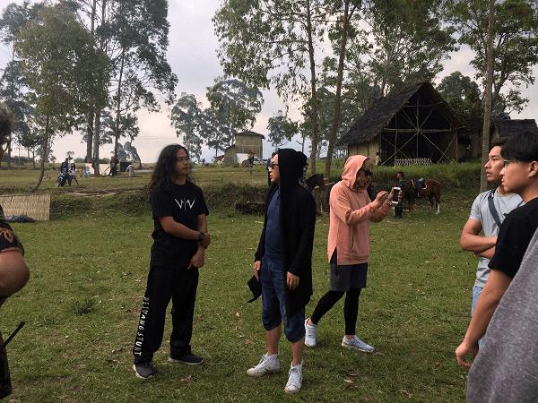 Diskusi dengan Action Director Wiro Sableng 212