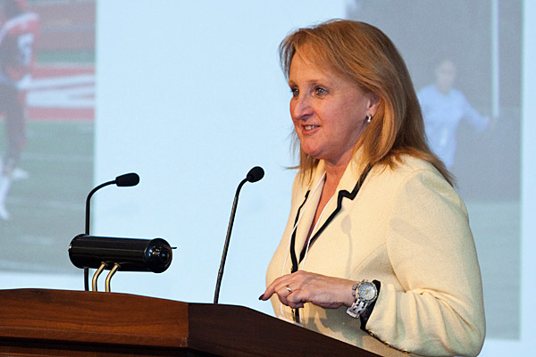 UD's Lynn Snyder-Mackler to deliver APTA's Mary McMillan ...