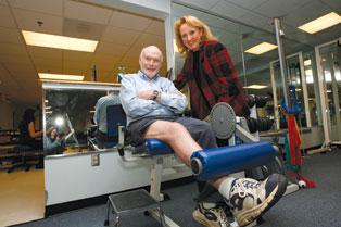 UDMessenger - Lynn Snyder-Mackler - Physical Therapy