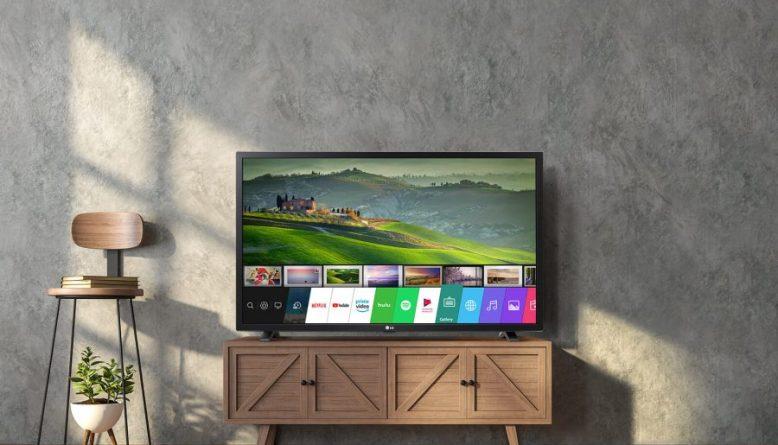 Fitur Smart TV LG