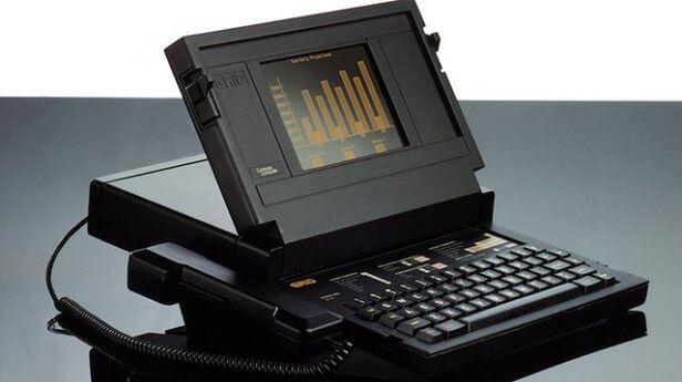 Sejarah singkat laptop