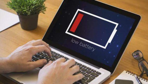 Cara Merawat Baterai Laptop Tetap Awet