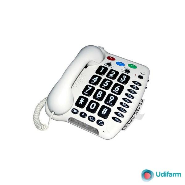 Telefono amplificato +30 dB