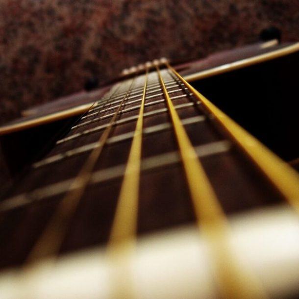 guitar lessons in north London - Udi Glaser