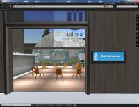 Sala polivalente de Second Life