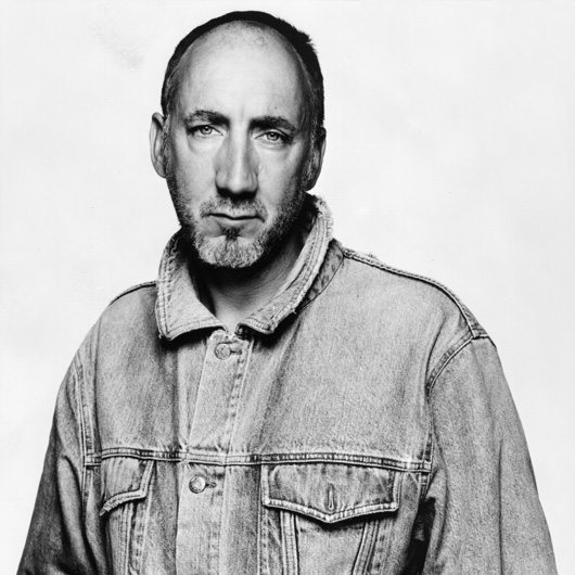 Pete Townshend Solo Goes Digital
