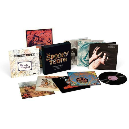 Spooky Tooth CD & Vinyl Sets Out Now