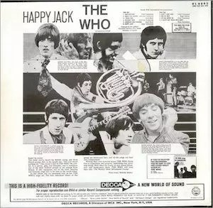 Happy Jack back