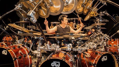 bozzio - TOP 10 BEST DRUMMERS OF ALL TIME