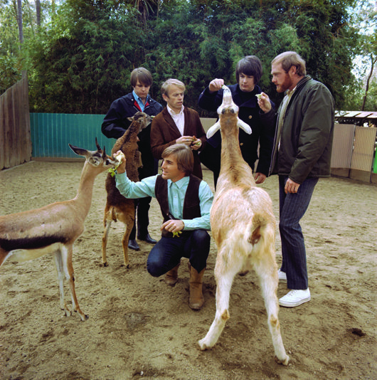 Beach Boys Pet Sounds 1966