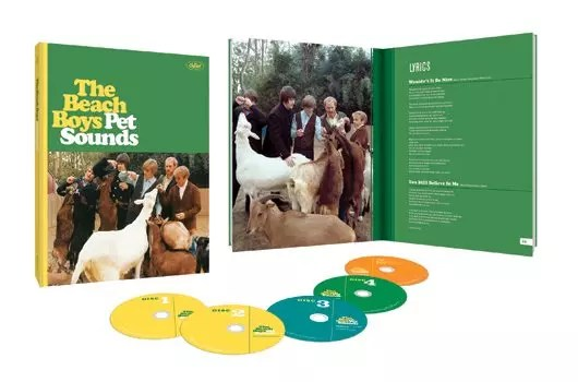 Pet Sounds 50th Anniversary Reissue
