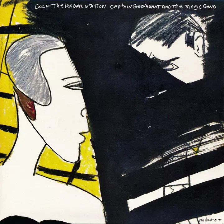 reDiscover Captain Beefheart's 'Doc At The Radar Station'