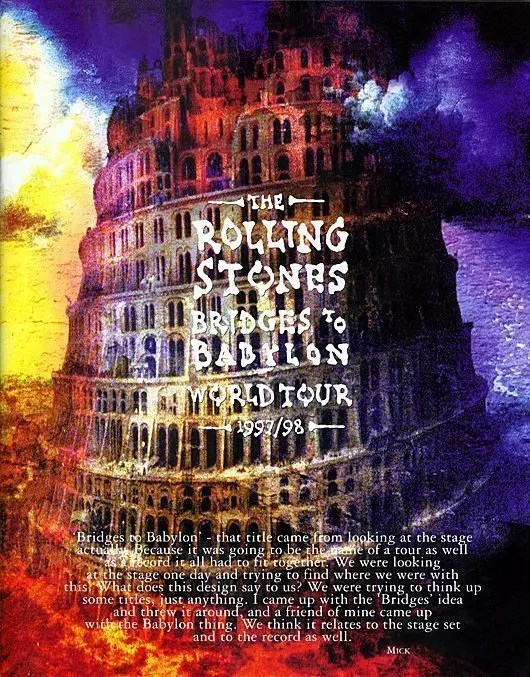 The Bridges to Babylon Tour